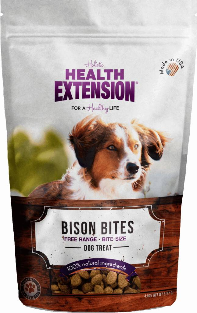 Health Extension Health Extension Bison Treats 4.5oz.