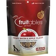Fruitables Fruitables Dog Treats Bacon/Apple