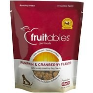 Fruitables Fruitables Dog Treats Pumpkin/Cranberry