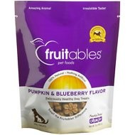 Fruitables Fruitables Dog Treats Pumpkin/Blueberry