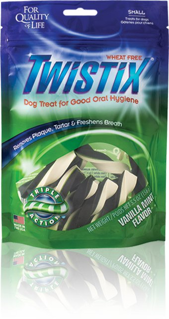 N-Bone Twistix Vanilla Mint