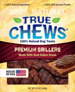 Tyson True Chews Premium Griller Steak Dog Treat