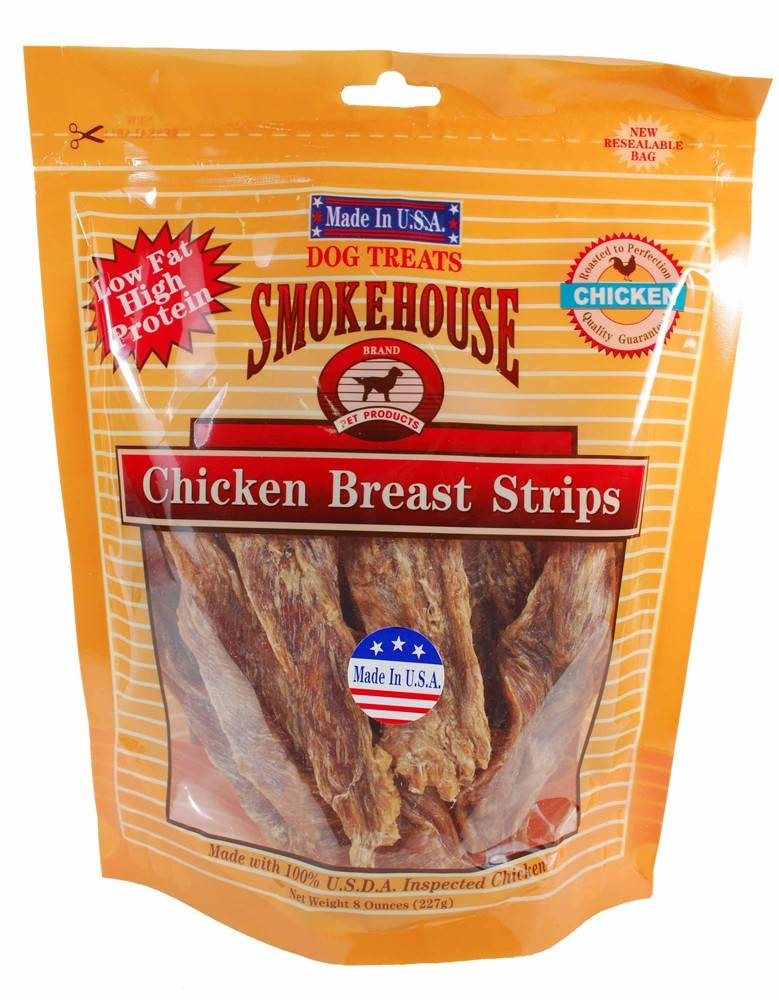 Smokehouse Smokehouse USA Chicken Strips Dog Treat