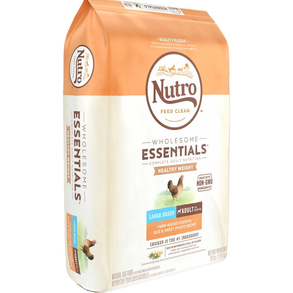Nutro NUTRO™ Large Breed Weight Management Adult Dog Food- Chicken