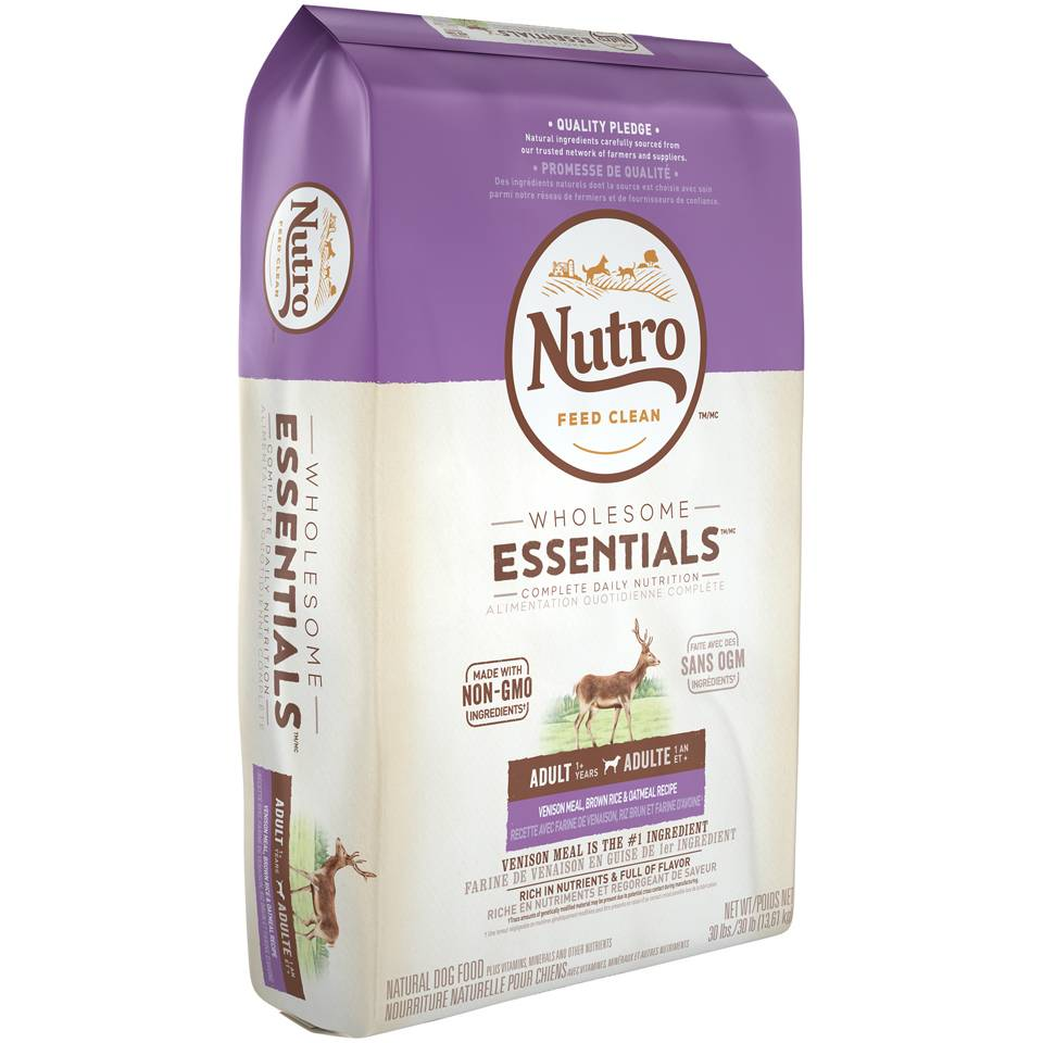 Nutro NUTRO™ Limited Ingredient Diet Recipes for Dogs- Venison