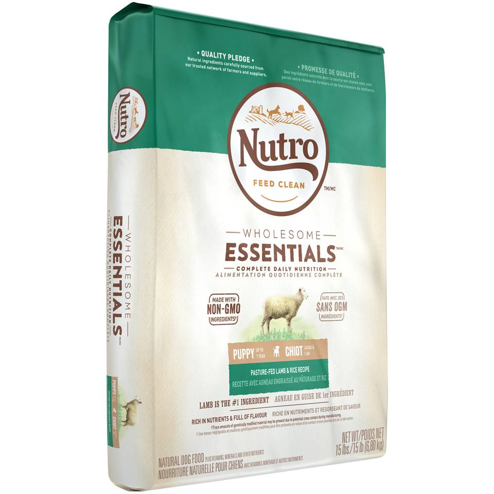 Nutro Nutro® Limited Ingredient Diet Puppy Food- Lamb