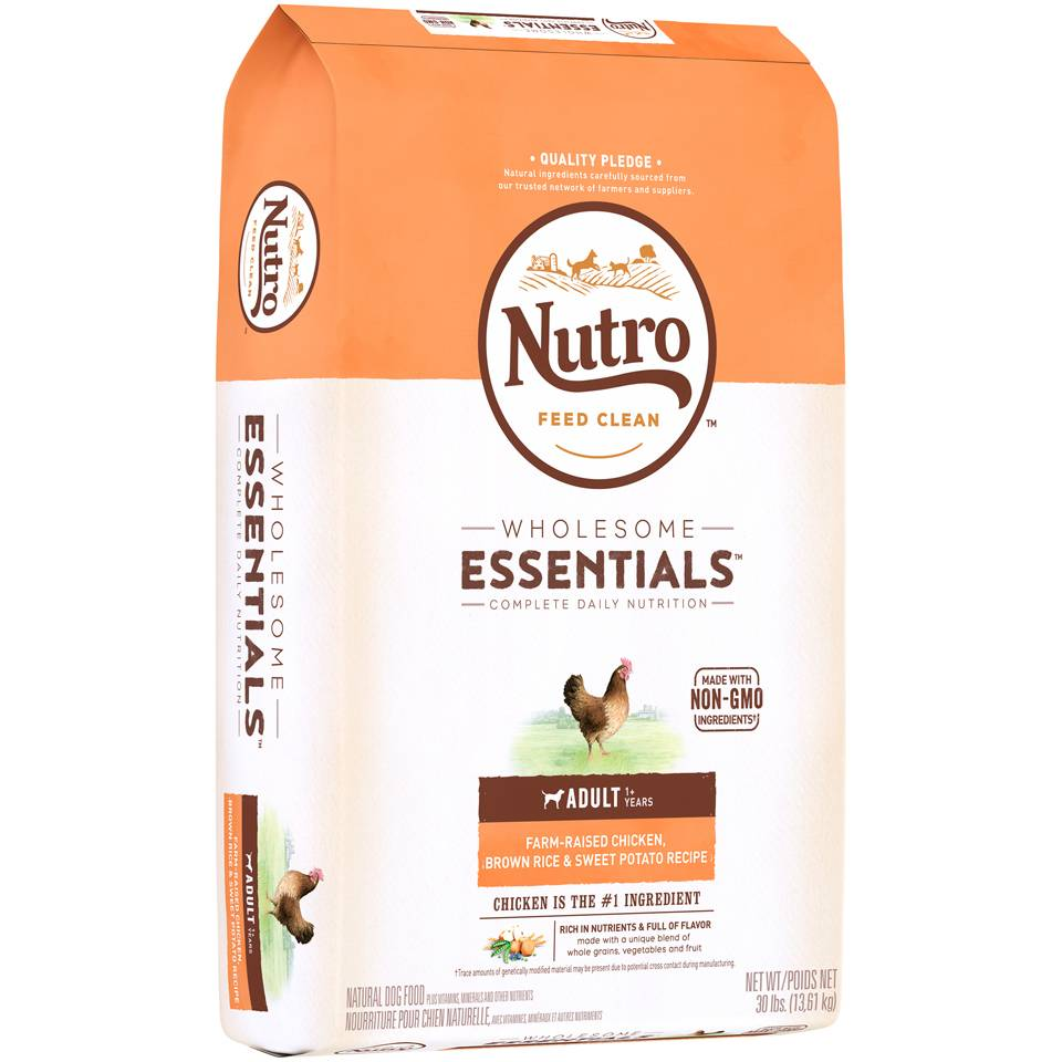 Nutro NUTRO™ Adult Dry Dog Food- Chicken