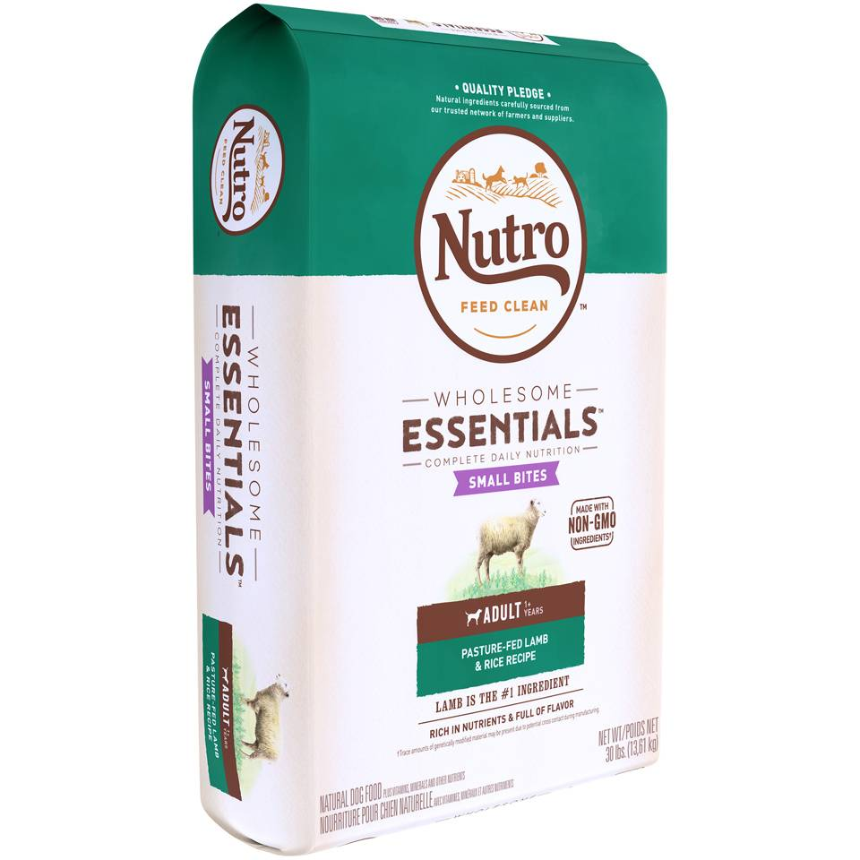 Nutro NUTRO™ Limited Ingredient Diet Small Bites Adult Dog Food- Lamb