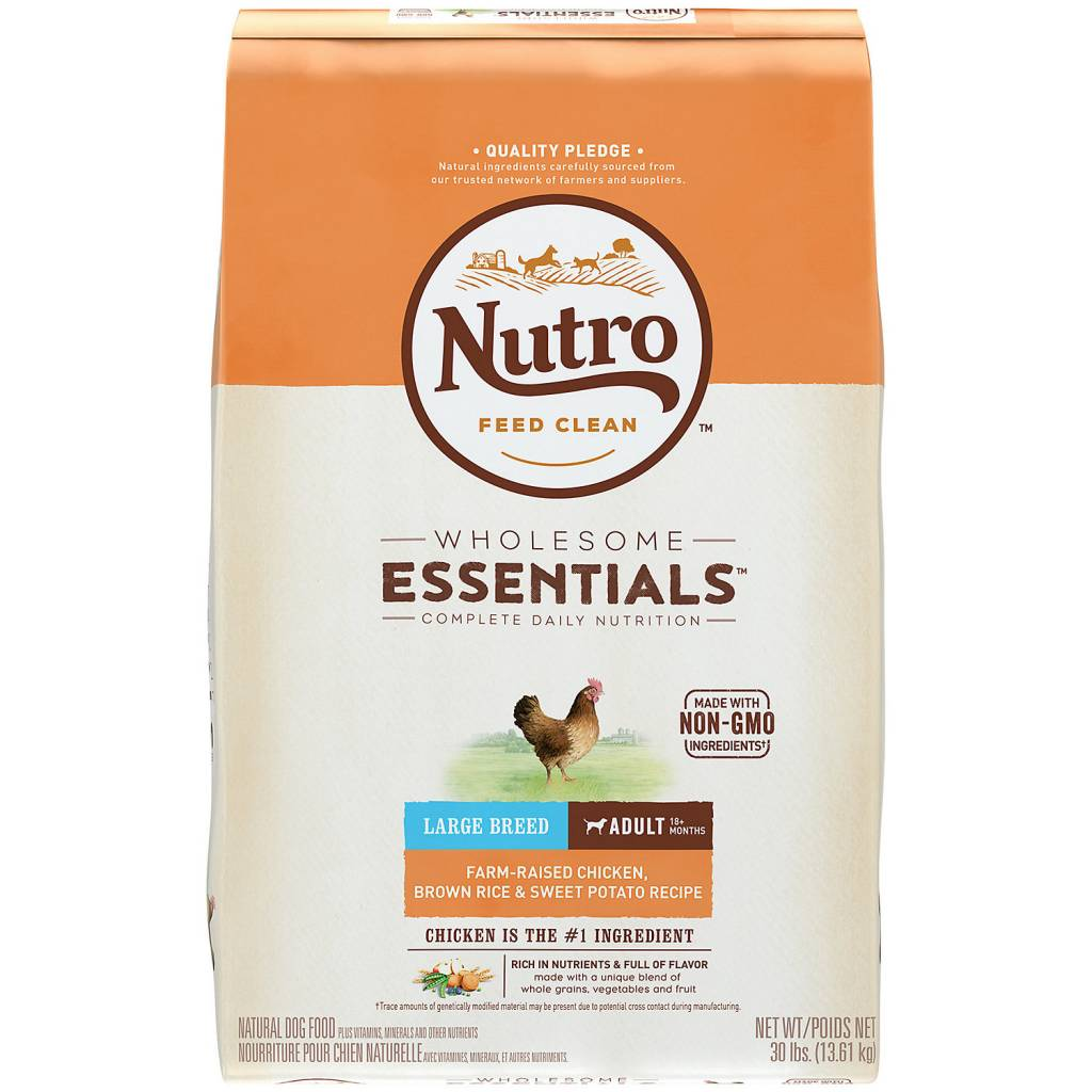 Nutro NUTRO™ Large Breed Adult Dog Food- Chicken