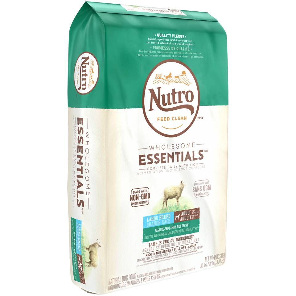 Nutro NUTRO™ Lite Adult Recipes for Dogs- Lamb
