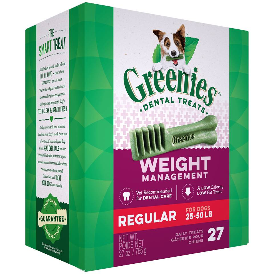 Greenies Greenies Weight Management Regular