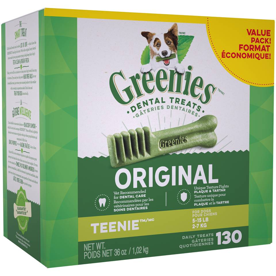 Greenies Greenies Teenie