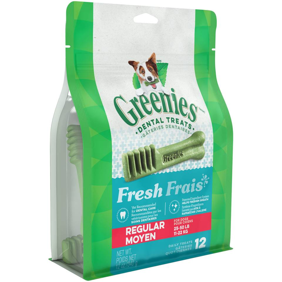 Greenies Greenies Mint Regular 12 Oz.