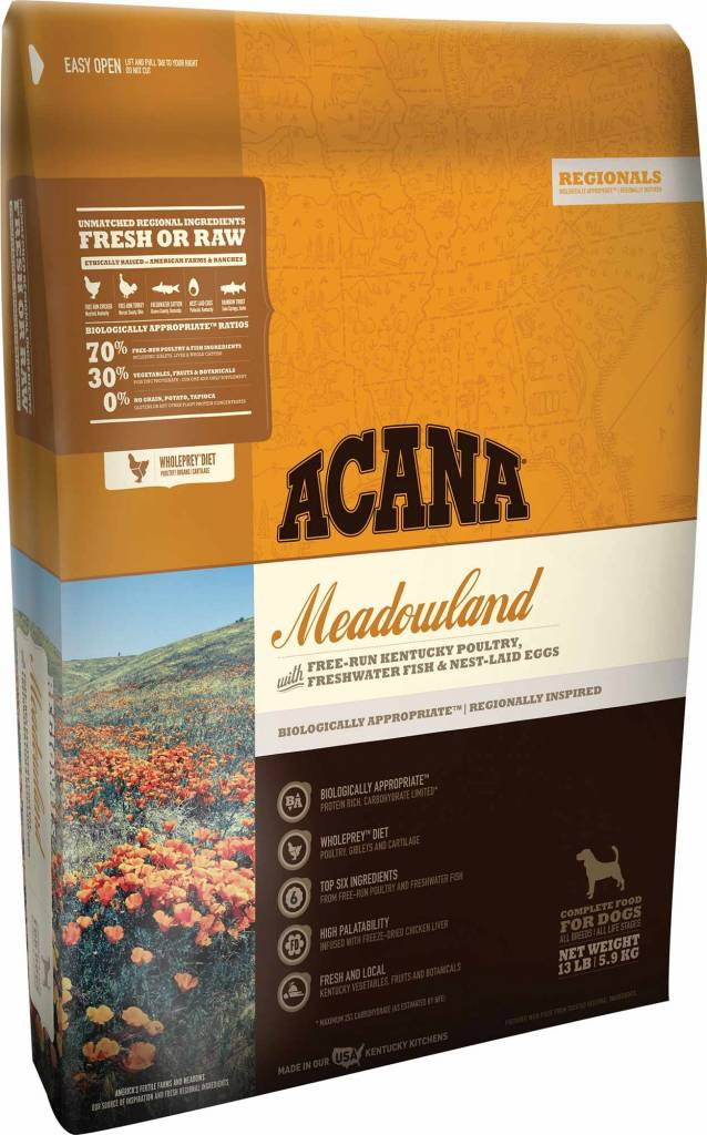 Acana Acana Regionals Meadowland Dry Dog Food