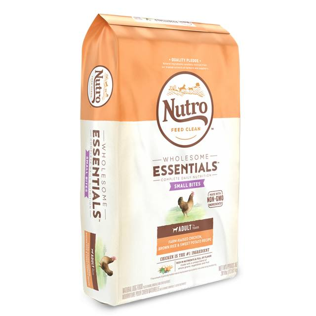 Nutro Nutro Wholesome Essentials - Chicken Adult Small Bites