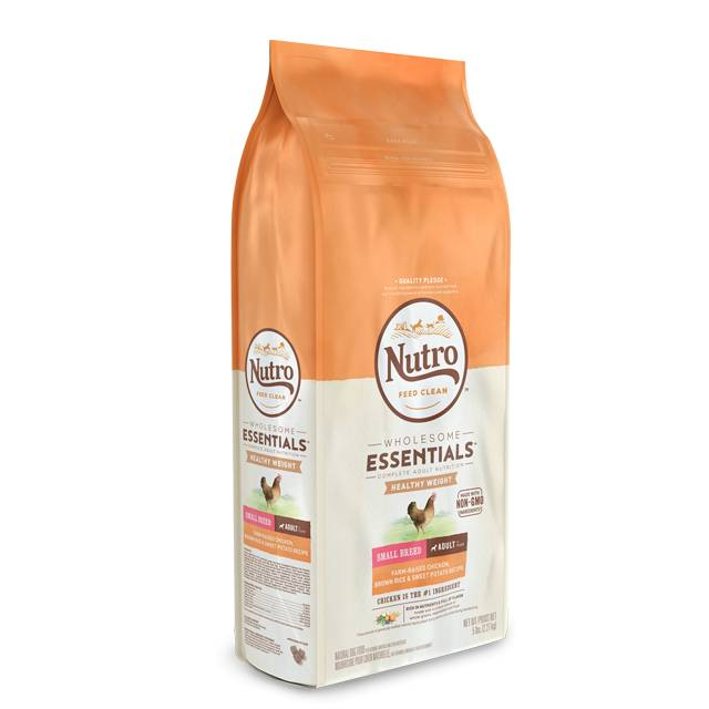 Nutro Nutro Wholesome Essentials - Chicken Adult Small Breed Healthy Weight 5 lb.