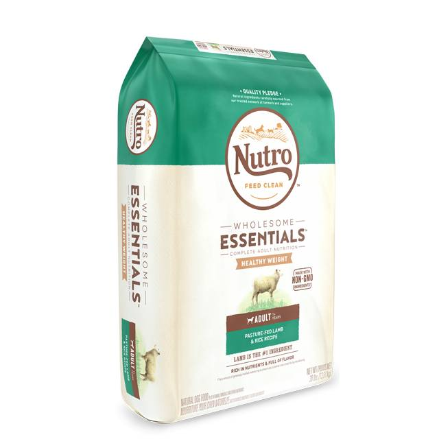 Nutro Nutro Wholesome Essentials - Lamb Adult Healthy Weight 30 lb.