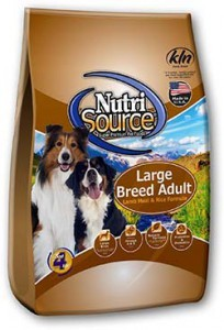 Nutri Source Nutri Source Large Breed Lamb & Rice 33 lb.