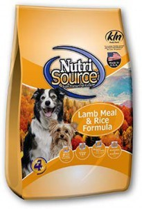 Nutri Source Nutri Source Lamb & Rice