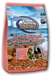 Nutri Source Nutri Source Grain Free Small Breed Seafood