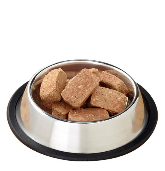 Primal Primal Frozen Raw Dog Food Beef Nuggets 3 lb.