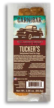 Tuckers Tuckers Carnibar Beef-Pumpkin