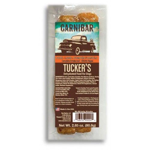 Tuckers Tuckers Carnibar Pork-Lamb-Pumpkin