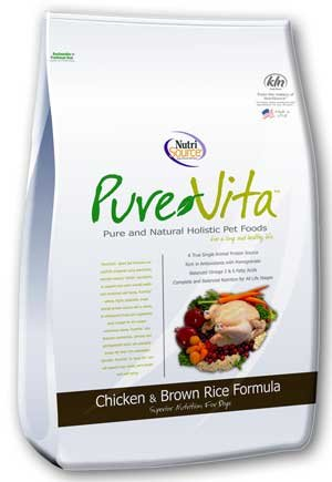 Pure Vita Pure Vita Chicken & Brown Rice