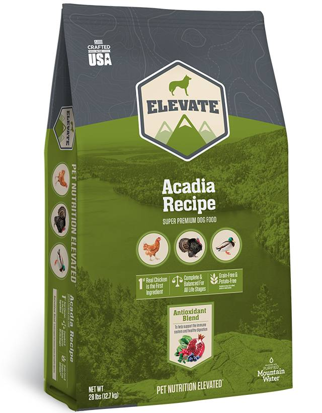 Elevate Elevate Acadia Dry Dog Food