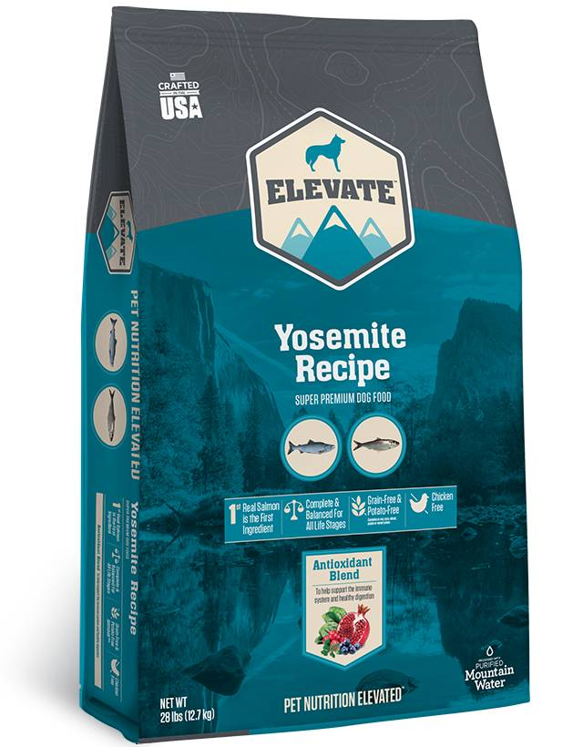 Elevate Elevate Yosemite Dry Dog Food