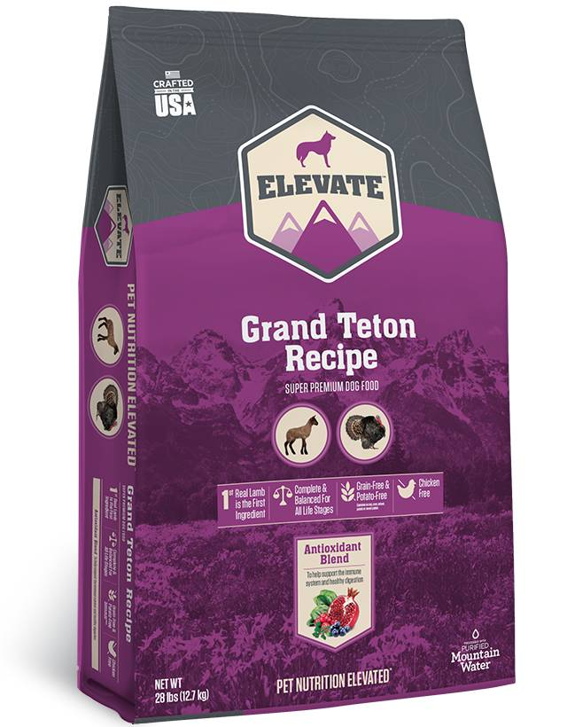 Elevate Elevate Grand Teton Dry Dog Food
