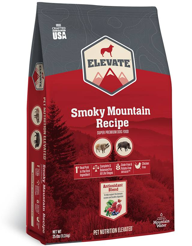 Elevate Elevate Smoky Mountain Dry Dog Food