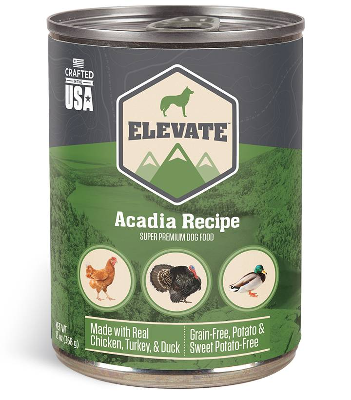 Elevate Elevate Acadia Can Dog Food 13 oz.