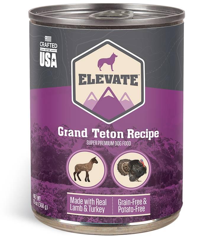 Elevate Elevate Grand Teton Can Dog Food 13 oz.