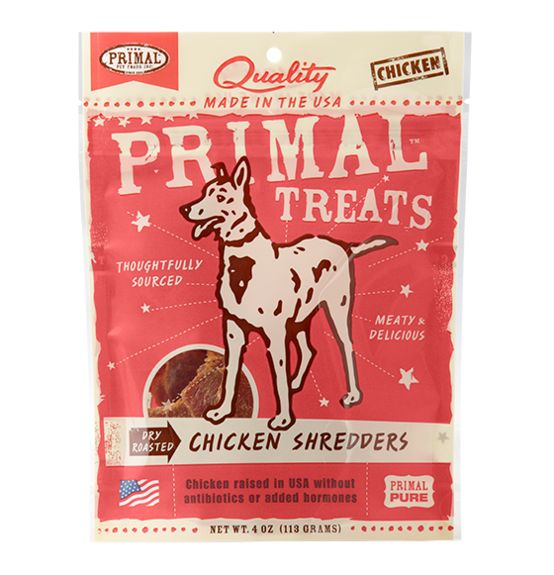 Primal Primal Chicken Shredders 10 oz.