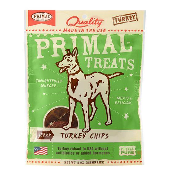 Primal Primal Jerky Chips Turkey 4 oz.