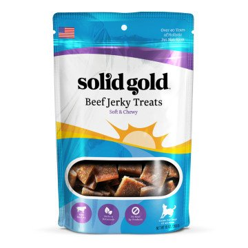 Solid Gold Solid Gold Beef Jerky 10 oz.