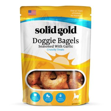 Solid Gold Solid Gold Garlic Bagels