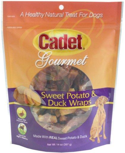 Cadet Cadet Sweet Potato & Duck Wraps
