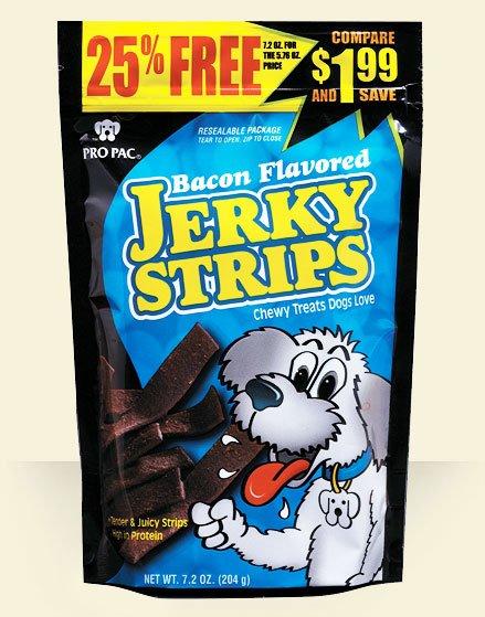 Pro Pac Pro Pac Jerky Strips