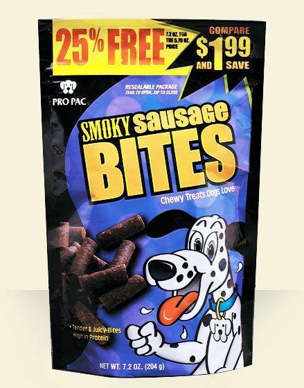 Pro Pac Pro Pac Smoky Sausage Bites