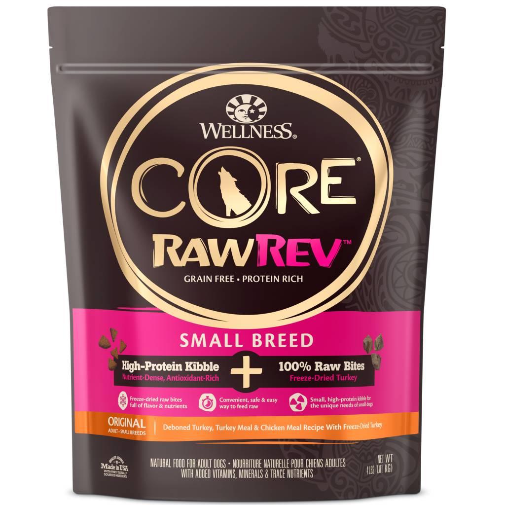 Wellness - Core Wellness Core RawRev Small Breed