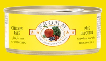 Fromm Fromm Cat Can Chicken Pate 12.2 oz