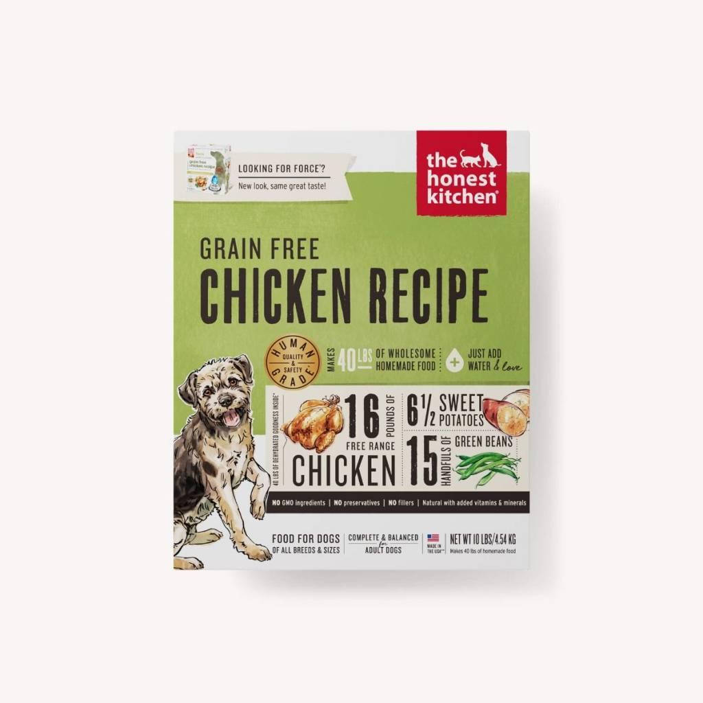 Honest Kitchen Honest Kitchen Force Grain Free Chicken Dog Food