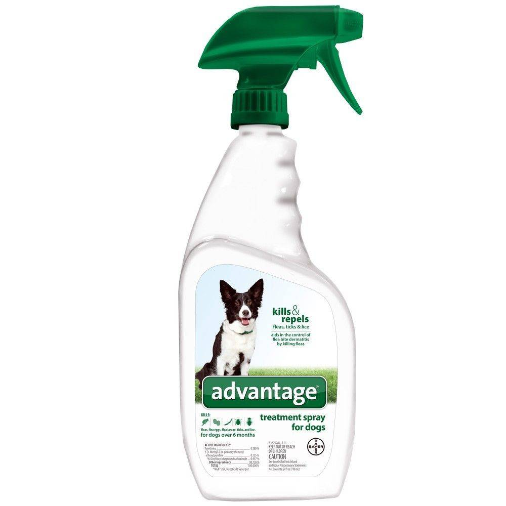 Bayer Advantage Dog Treatment Spray