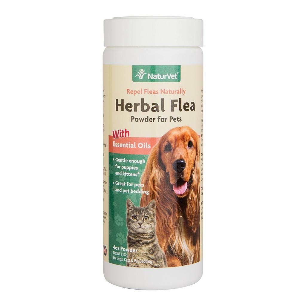 NaturVet NaturVet Herbal Flea Powder