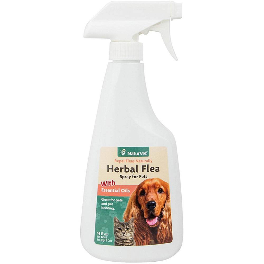 NaturVet NaturVet Herbal Flea Spray