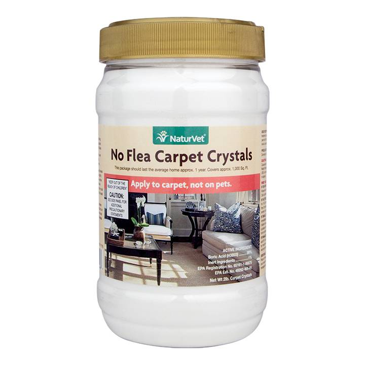 NaturVet NaturVet No Flea Carpet Crystal