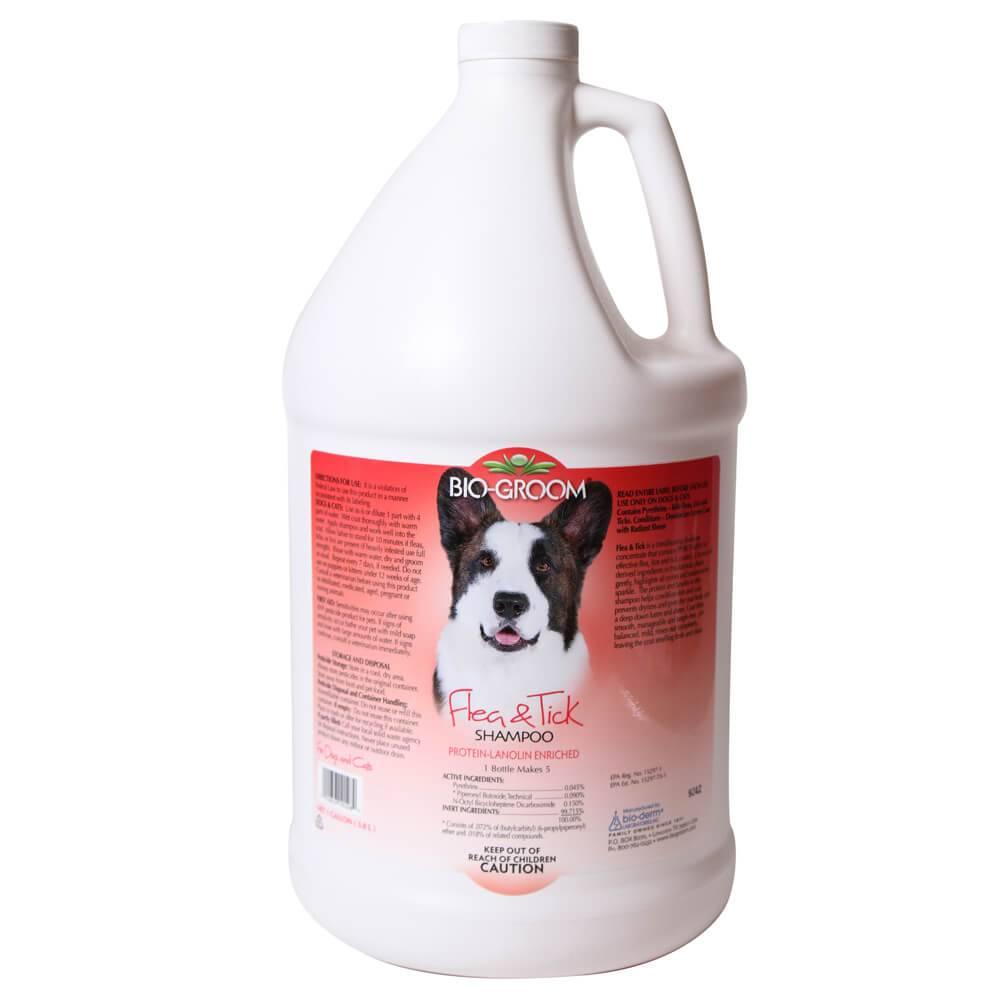 Bio Groom Flea Tick Shampoo Gallon