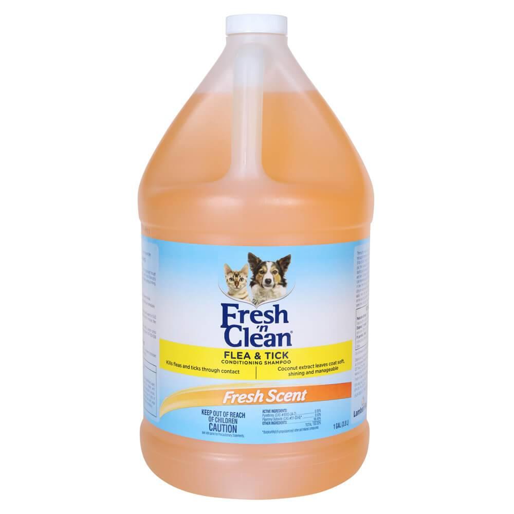 Lambert Kay Fresh n Clean Flea Shampoo Gallon